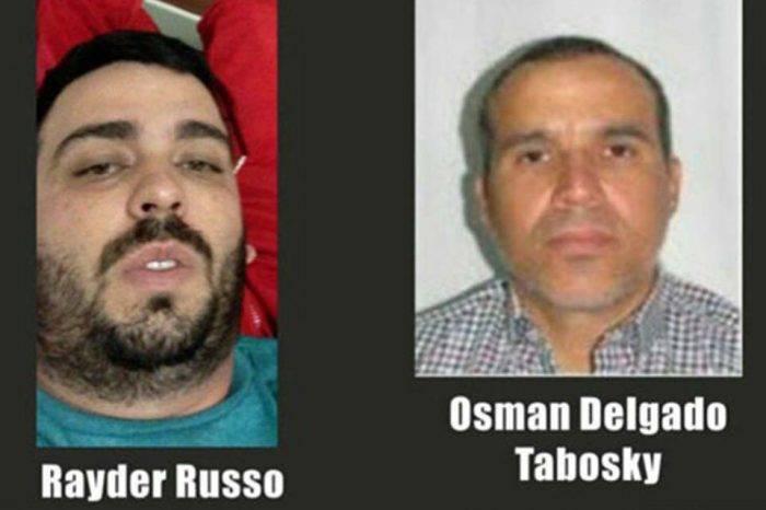 """Óscar Pérez había denunciado que """"Pico"""" y Tabosky eran infiltrados en la resistencia"""