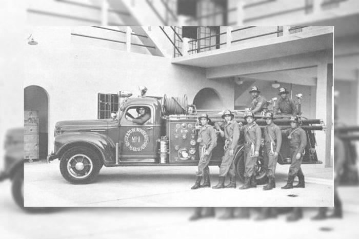 Los bomberos en su día, por Ricardo J. Domínguez D.