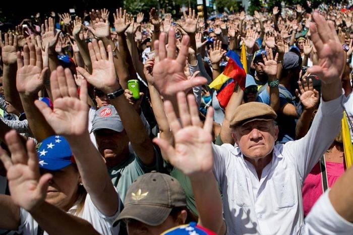 Lo que se sabe de las protestas opositoras del 23 de enero
