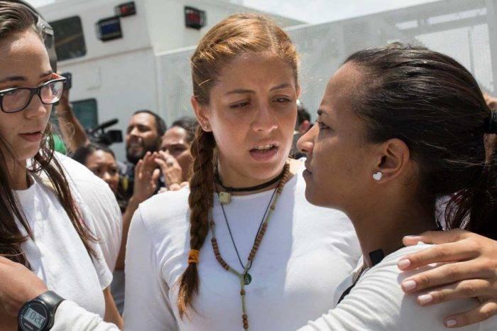 Rafaela Requesens responsabiliza a Maduro por la vida del diputado Juan Requesens