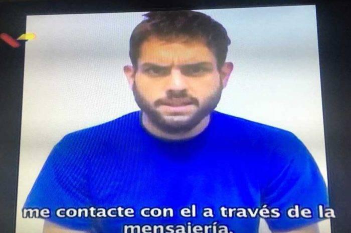 """Gobierno muestra a Requesens y asegura que """"le tira el pajón"""" a Julio Borges"""
