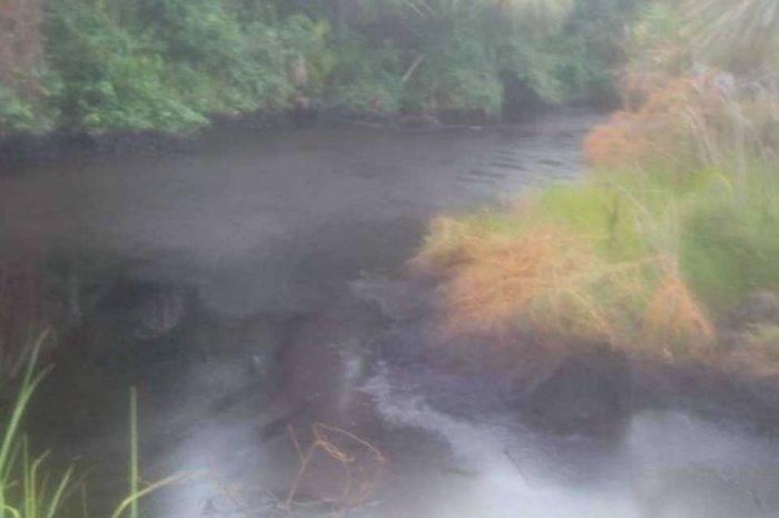 Derrame en río Maparacana pone en riesgo a comunidades indígenas en Anzoátegui