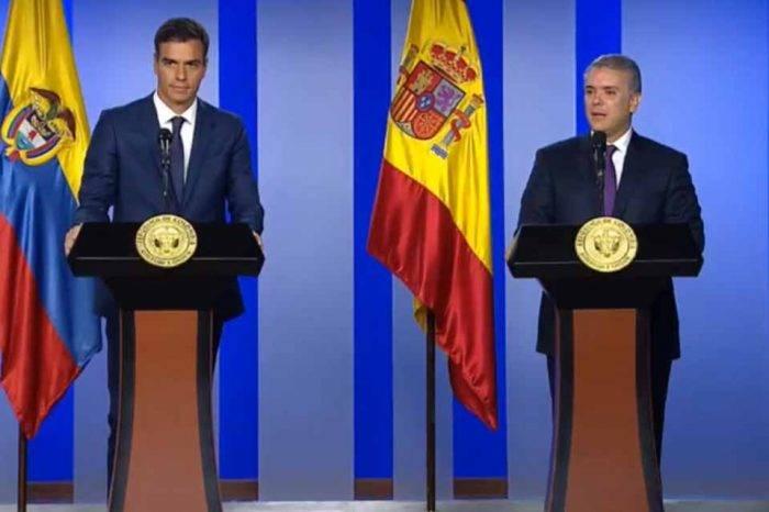 Pedro Sánchez confirma ayuda de la UE a Latinoamérica por crisis venezolana