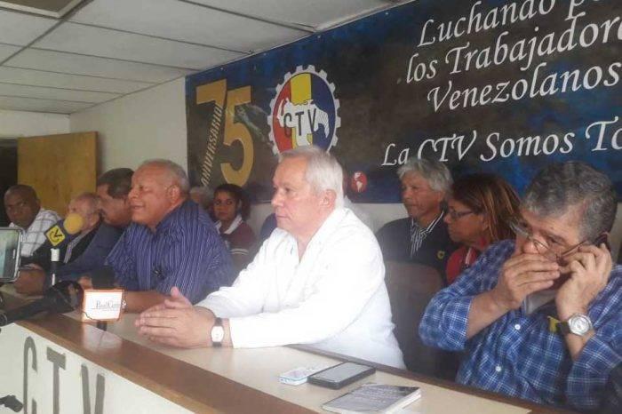 Sindicatos se unirán a la marcha de los enfermeros hasta Miraflores