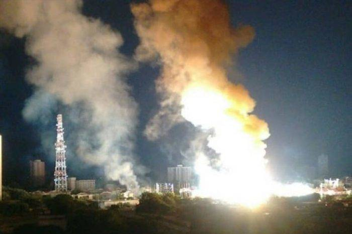Partes de Maracaibo se quedan otra vez sin luz tras explosión en 2 subestaciones