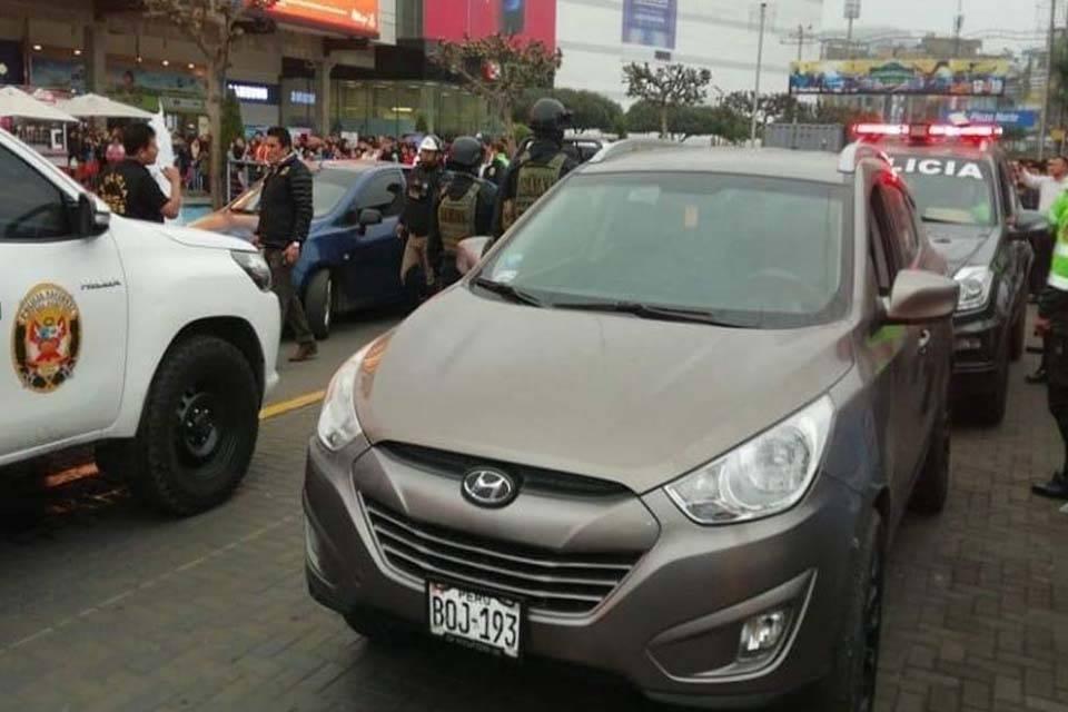Integrantes del Tren de Aragua fueron capturados en Perú