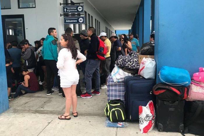 Alcaldía de Quito reubicó a 200 venezolanos en refugios para darles atención