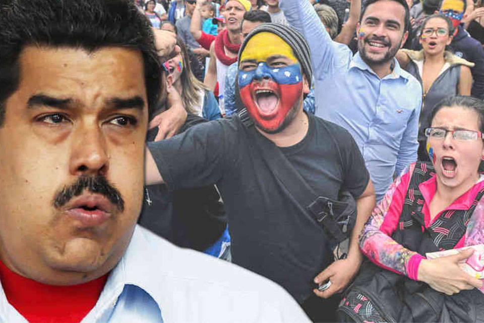 Venezolanos no creen. Foto: Semana.com