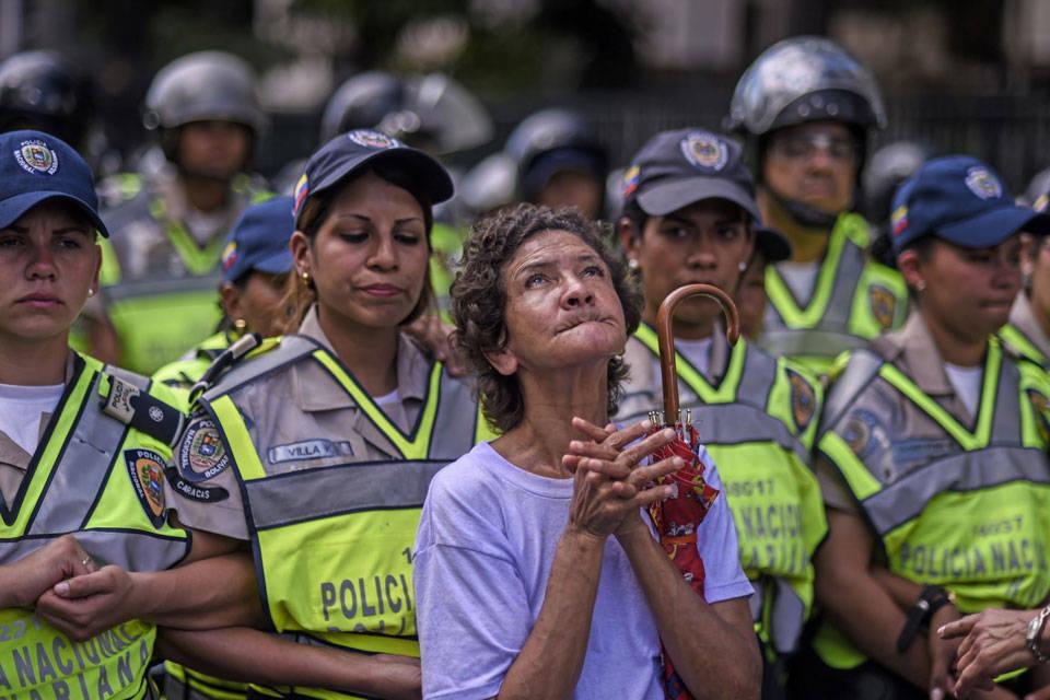 Venezuela en la encrucijada. Foto: La Opinión Digital