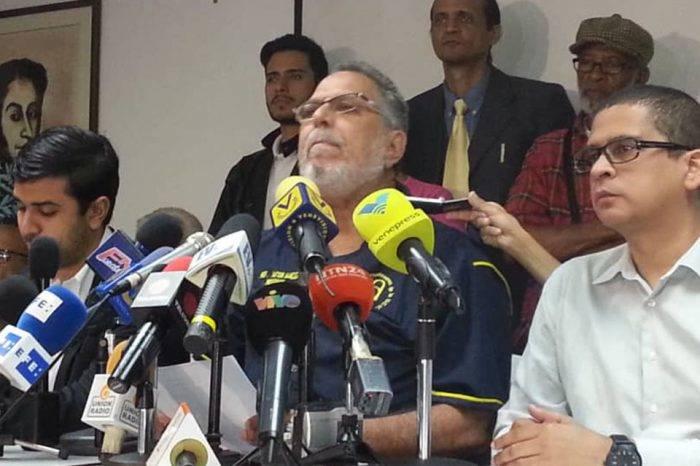 Frente Amplio crea comité para organizar huelga nacional con sectores del país