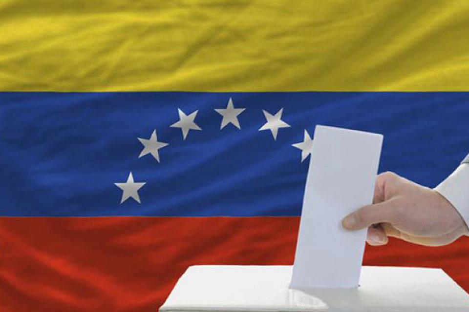 Voto. Foto: YVKE Mundial