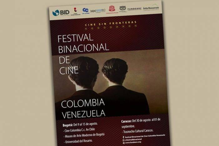 El Festival Binacional de Cine revive en Bogotá y Caracas