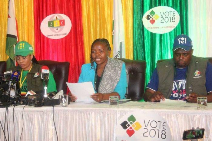 """Comisión Electoral de Zimbabue pide """"paciencia"""" ante el retraso de resultados"""