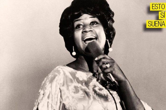 Aretha Franklin, la insuperable voz del soul