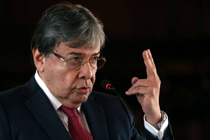 Canciller de Colombia: Incursión militar venezolana es algo absolutamente cierto