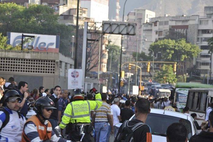 Caracas se ubica entre las últimas 20 ciudades del mundo para vivir