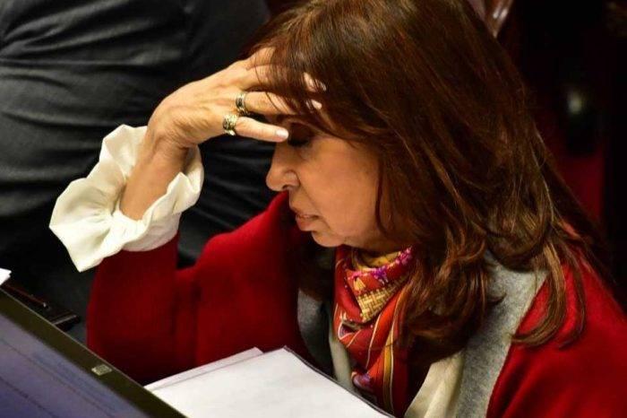 Cristina Fernández K