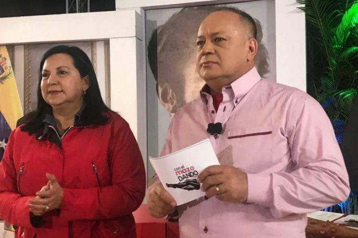 Cabello aseguró que este jueves ANC aprobará Ley de Ilícitos Cambiarios