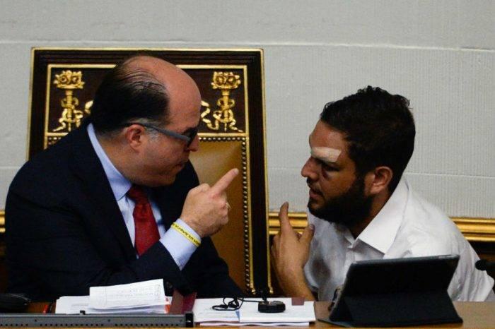 Brasil condena prisión y orden de captura contra Requesens y Borges