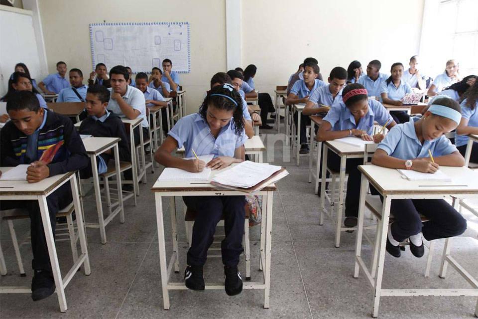 estudiantes venezuela Colombia