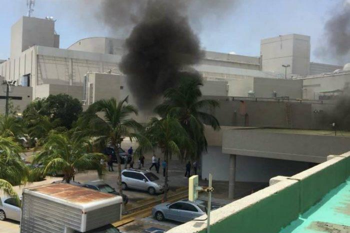 En el Zulia viven un infierno entre apagones e incendios
