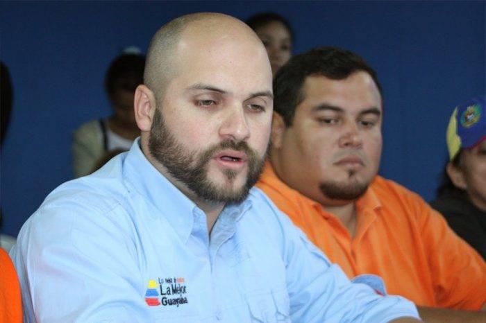 Acusan a Néstor Reverol de maquillar cifras de afectados por inundaciones en Bolívar
