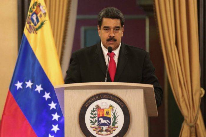 """Maduro: """"Capturados parte de los autores materiales de 'atentado' contra mi vida"""""""