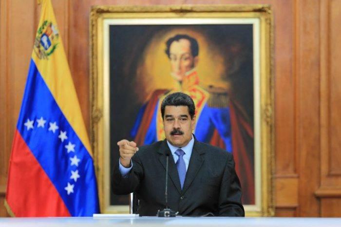 """Maduro denuncia participación de Juan Requesens y Julio Borges en """"atentado"""""""