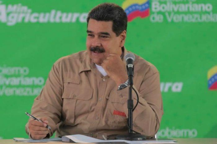 Maduro pidió a campesinos entregar lista de funcionaros corruptos