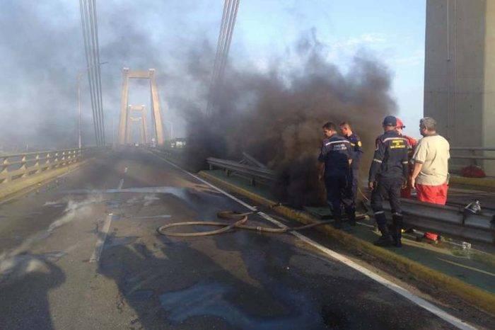 Maracaibo zona de desastre, por Gregorio Salazar