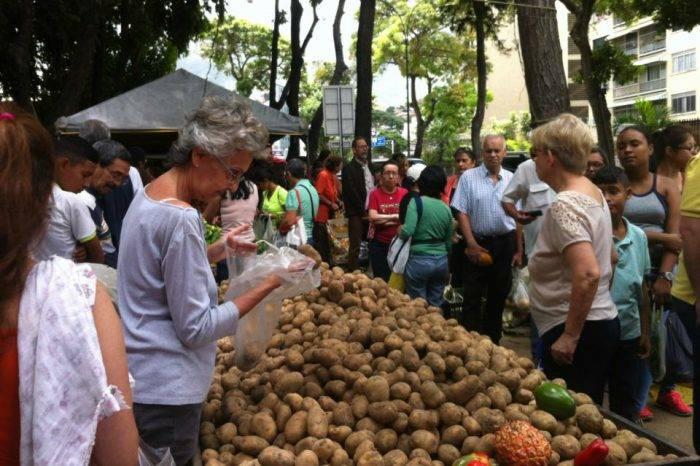 Falta de combustible paraliza distribución de hortalizas desde Táchira