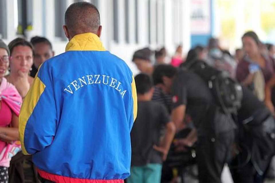 migración venezolanos Perú