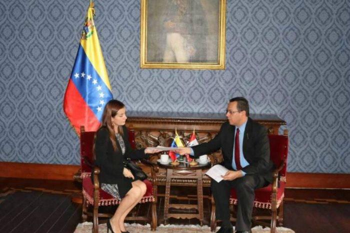 Venezuela entregó nota de protesta a Perú por declaraciones injerencistas