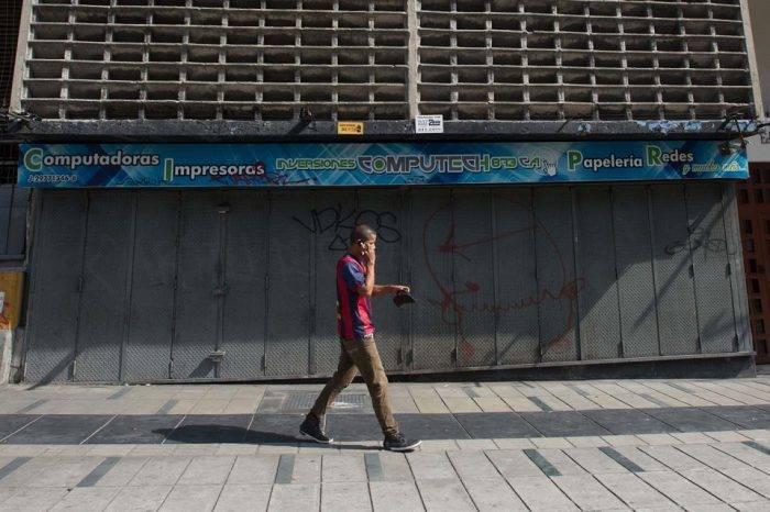 Oposición convoca a un paro nacional el próximo martes 21