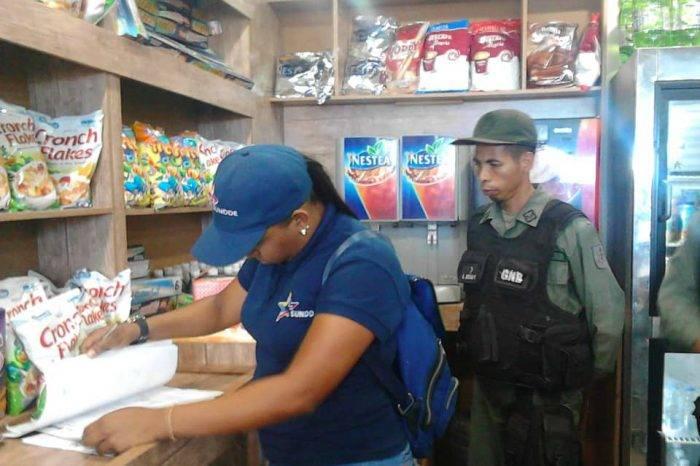 Arrecian controles de la Sundde contra comercios de todo el país