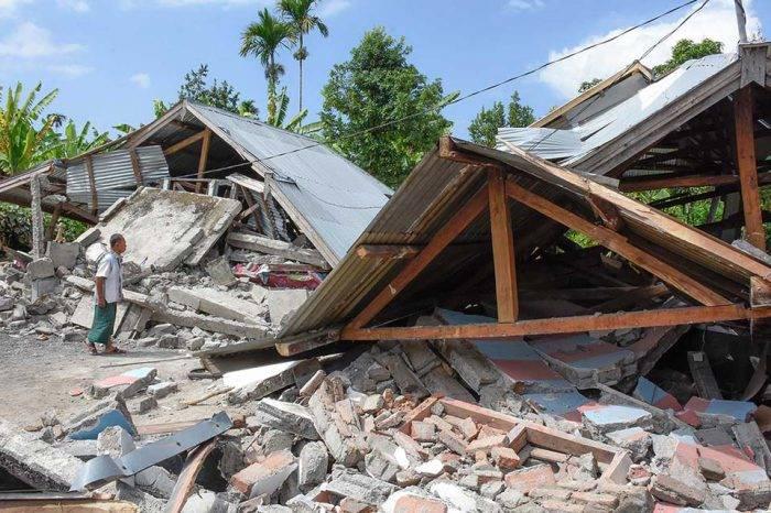 Autoridades elevan a 91 cifra de fallecidos tras sismo registrado en Indonesia