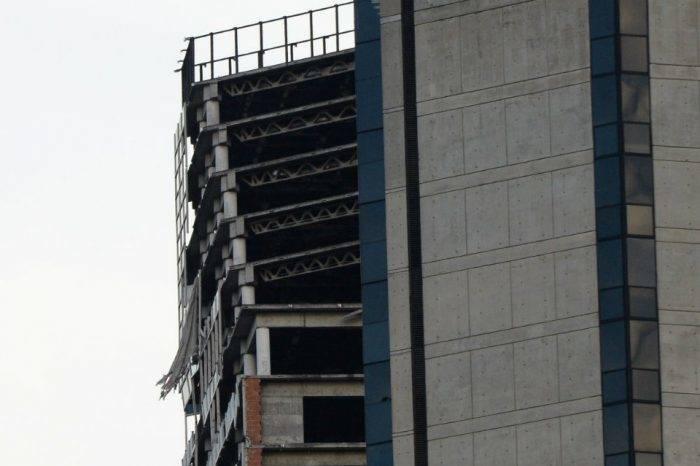 Torre de David sufrió una inclinación de 25% por el sismo de este 21 de agosto