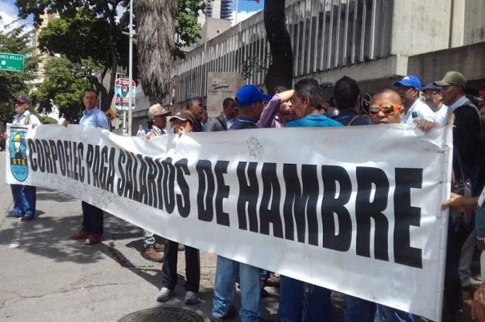 Federación de empleados públicos pide ajuste salarial dolarizado