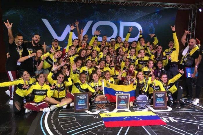 El World of Dance Qualifier Panamá se pintó con el tricolor venezolano