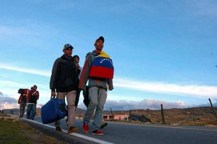 Los que huyen de Venezuela, por Heisy Mejías