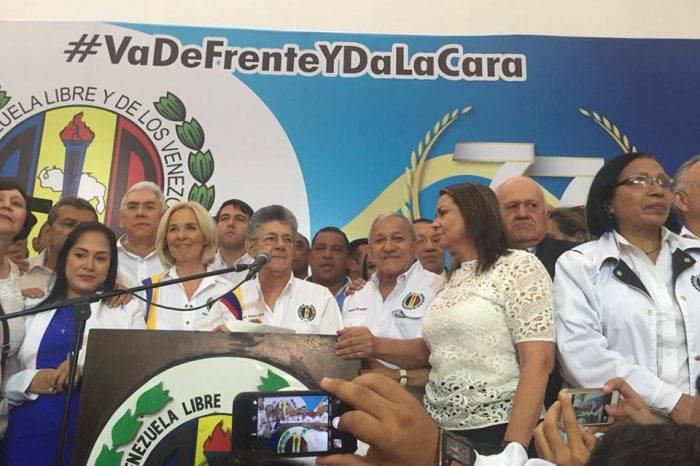Ramos Allup asegura que Venezuela estaba mejor cuando AD estaba en el Gobierno