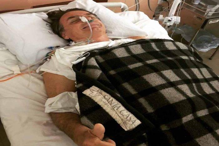 """Jair Bolsonaro habla desde el hospital: """"Nunca le hice mal a nadie"""""""