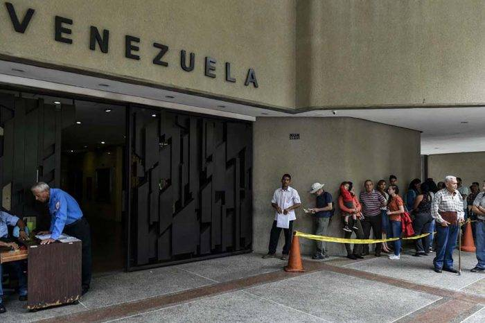 Chile ha otorgado visado especial a 50% de los solicitantes venezolanos
