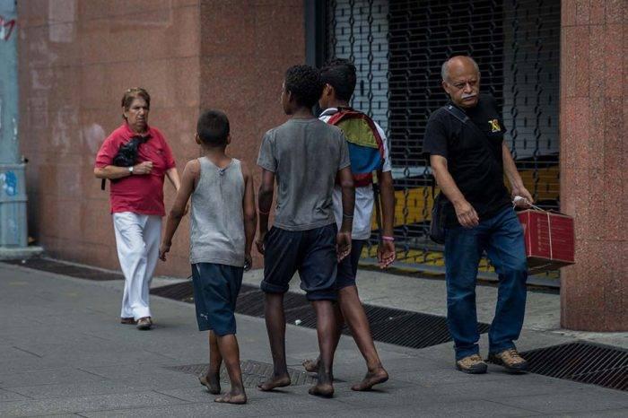 Desarrollo humano Venezuela. Foto: LaPatilla.com