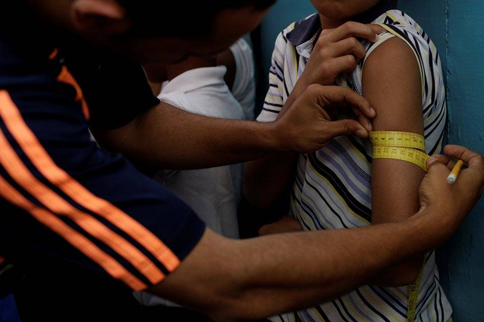 Con el número de venezolanos desnutridos se podría habitar un país entero