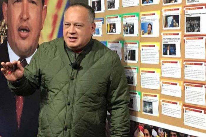 Para Diosdado Cabello, comité de migraciones de la OEA se hizo para buscar plata