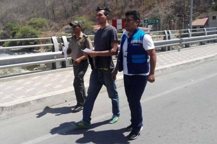 Perú expulsa a venezolano por insultar al país y romper su Permiso de Permanencia