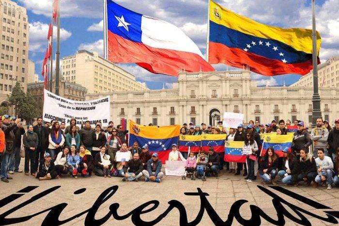 La emigración venezolana en Chile, por Sergio Arancibia
