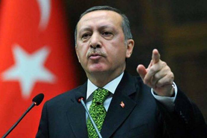 Erdogan condenó alzamiento militar contra Nicolás Maduro