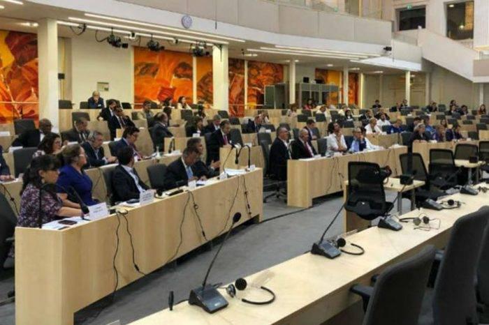 Asamblea Parlamentaria Eurolat trató crisis migratoria venezolana en Austria